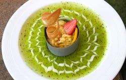 Dessert vert - Mexique Images stock