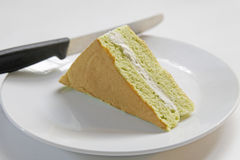 Dessertcakes Royalty-vrije Stock Foto's