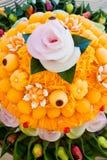 Desserts-1 tailandês imagens de stock