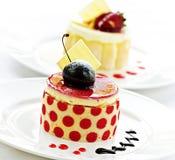 Desserts Photo stock