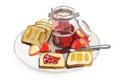 desserts Stock Afbeeldingen