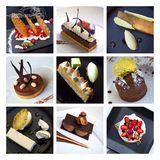 Desserts Stock Photos