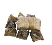 Desserts délicieux thaïs. photographie stock