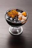 Desserts de gelée de haricot image stock