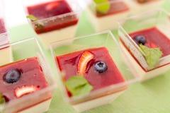 Desserts Stock Photography