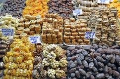 Desserts in Grand Bazaar Royalty Free Stock Image
