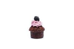 Desserts miniatures de fruit de forêt images stock