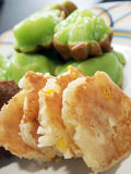 Desserts thaïs Photo stock