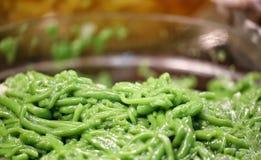 Desserts traditionnels thaïlandais avec l'ingrédient Habituellement servi dans les cérémonies telles que la nouvelle année, la cl image libre de droits