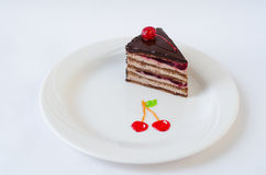 Dessertsnoepje Stock Afbeelding