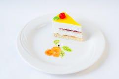 Dessertsnoepje Stock Foto
