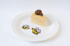 Dessertsnoepje Royalty-vrije Stock Foto's