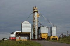 Dessiccateur de grain photographie stock libre de droits