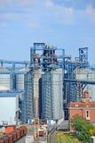 Dessiccateur de grain de port images stock