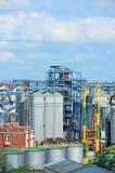 Dessiccateur de grain de port photo libre de droits