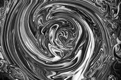 Dessin abstrait coloré - le fond est partiellement brouillé tonne Photographie stock