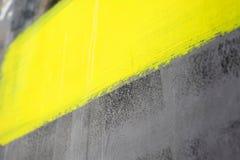 Dessin abstrait sur le mur, art de rue image libre de droits