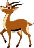 Image de vecteur d 39 une t te de gazelle illustration de vecteur image 52472396 - Gazelle dessin ...