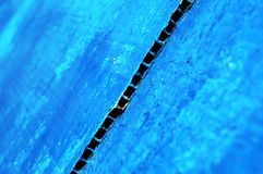 Dessin bleu abstrait   image libre de droits