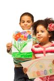 Dessin d'enfants Photos stock