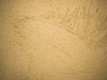 Dessin de brosse de texture sur le mur en béton Image libre de droits