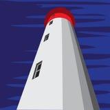 Dessin de phare Image libre de droits