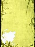 Dessin-modèle de carte-cru de l'Asie illustration stock