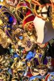 Dessin-modèle de masques vénitien Venise, masque photo stock