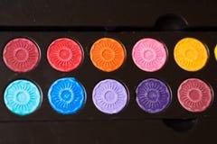 Dessinez un colorant de couleur Image libre de droits