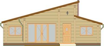 Dessins architecturaux illustration de vecteur
