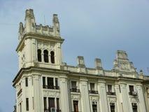 Dessus classique de bâtiment à Cordoue Photos stock