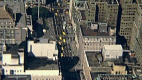 Dessus d'Empire State Building clips vidéos
