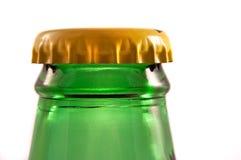 Dessus de bouteille Photographie stock libre de droits