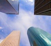 Dessus de Houston Photos libres de droits