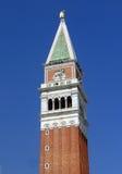 Dessus de la tour, à Venise Photos libres de droits