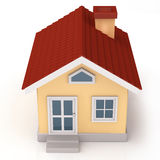 Dessus de Mini House Illustration Stock