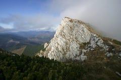 Dessus de montagne Photo libre de droits