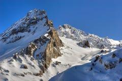 Dessus de montagne Images stock