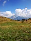 Dessus de montagne Images libres de droits