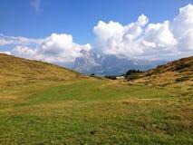 Dessus de montagne Image libre de droits
