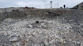 Dessus de station météorologique de montagne photographie stock libre de droits
