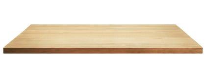 Dessus de table en bois léger photos libres de droits