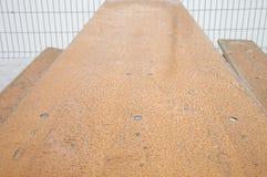 Dessus de table humide Photographie stock libre de droits