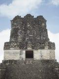 Dessus de temple Photographie stock