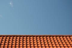Dessus de toit Images libres de droits