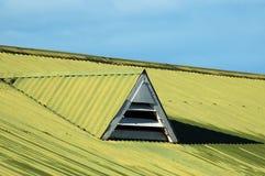Dessus de toit Photos libres de droits