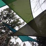 Dessus de toit abstrait Photos libres de droits