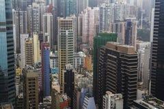 Dessus de toit en Chine Images libres de droits
