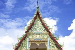 Dessus de toit Wat image libre de droits