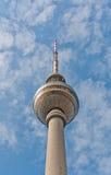 Dessus de tour de télévision, Berlin Images libres de droits